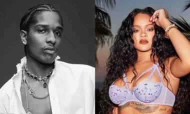 Novo casal! A$AP Rocky revela estar namorando Rihanna: 'ela é a certa'