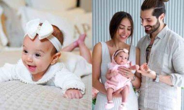 Romana encanta fãs com novo ensaio de Raika: 'bonequinha muito alegre'