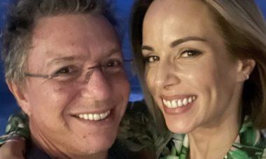 """Ana Furtado elogia Boninho pelo sucesso do BBB 21: """"Brilho no olhar"""""""