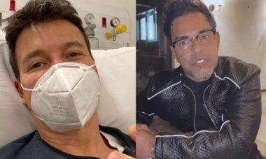Zezé Di Camargo sobre polêmica com Rodrigo Faro: 'está sendo injusto'