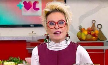 Ana Maria Braga testa positivo para Covid-19 e se afasta do 'Mais Você'