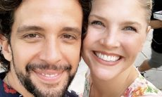 "Viúva de Nick Cordero lamenta 1 ano da morte do ator: ""Nosso anjo da guarda"""