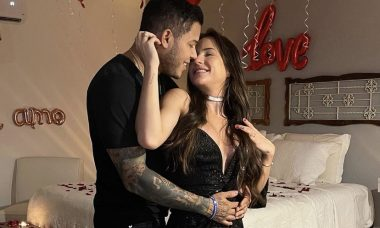 """Tierry e Gabi Martins celebram seis meses de namoro: """"Mais um mês no calendário da eternidade"""""""