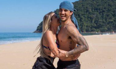 "Yasmin Brunet se declara para Gabriel Medina: ""Te amo"""