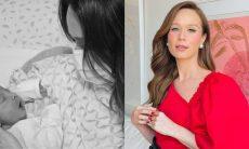 Mariana Ximenes posa emocionada ao conhecer sobrinha: 'esperança'
