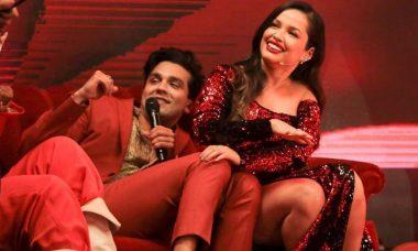 Luan Santana diz estar vivendo affair e fãs apontam romance com Juliette