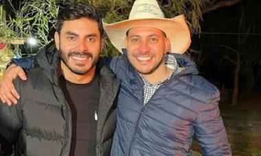 """Caio Afiune faz post de aniversário para Rodolffo: """"Meu irmão"""""""