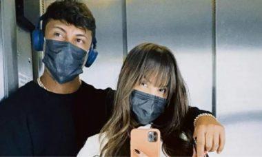 Xamã revela que 'namoro' com ex-BBB Thaís Braz era marketing
