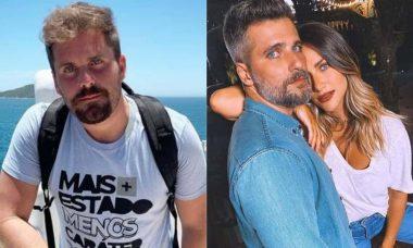 Irmão de Bruno Gagliasso critica Giovanna Ewbank: 'nunca fomos amigos'