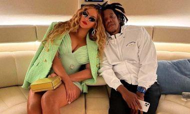 Beyoncé e Jay-Z curtem festa em iate durante viagem pela Itália