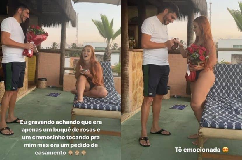 Mirela Janis vai se casar com Yugnir após reatar relação pela segunda vez (Foto: Reprodução/Instagram)
