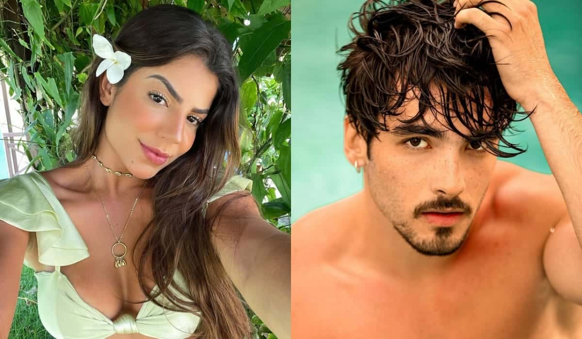 Ex-BBB Hariany Almeida assume namoro com ex-ator mirim: 'bem intenso'