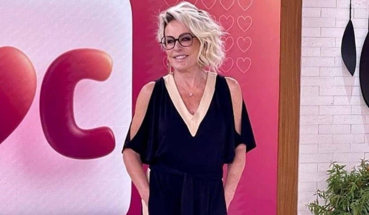 Ana Maria Braga fará exames após queda mas tranquiliza: 'estou bem'