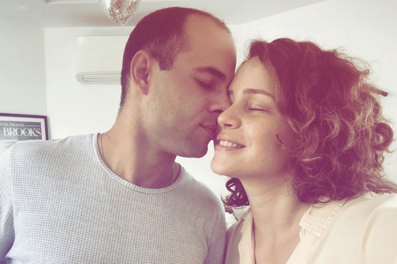 """Leandra Leal comemora aniversário do companheiro: """"Agradeço a sua vida"""""""