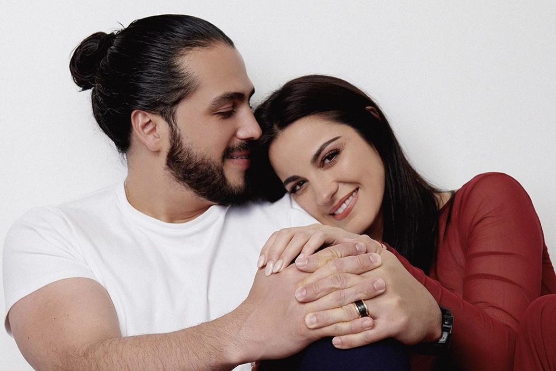 Em meio à polêmicas, Maite Perroni assume namoro com produtor