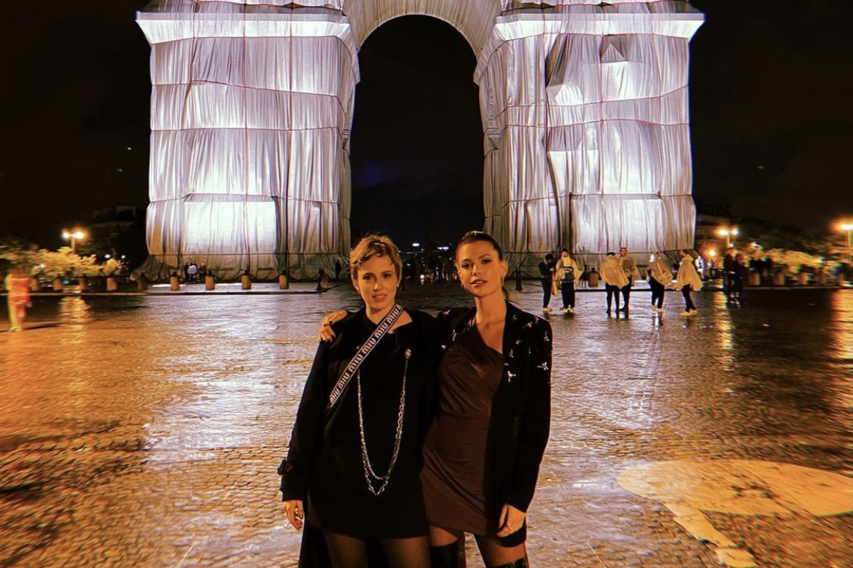 """Marcella Rica é assaltada em Paris: """"Fotos da viagem perdidas"""""""