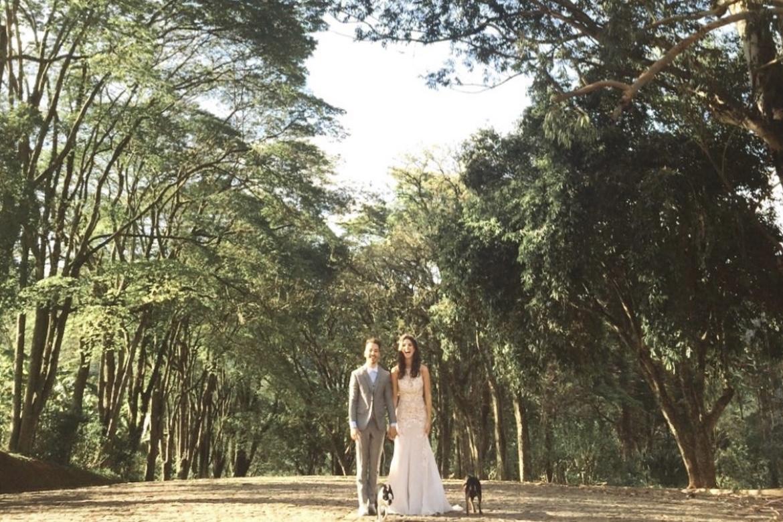 """Junior Lima e Mônica Benini esquecem aniversário de casamento: """"Tão a nossa cara"""""""