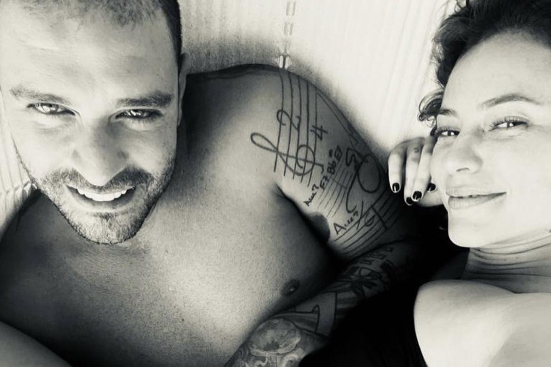 """""""Tem coisa que é bom fazer todos os dias"""", diz Paolla Oliveira sobre namoro com Diogo Nogueira"""