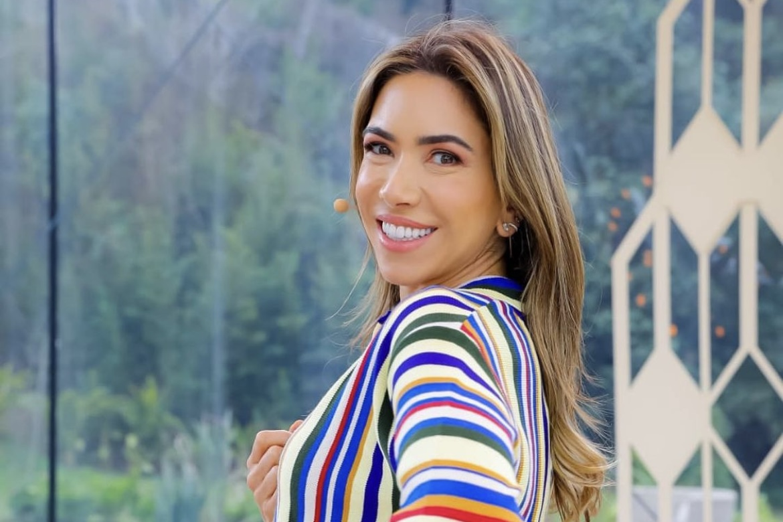 Patrícia Abravanel testa positivo para Covid-19